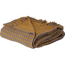 Plaid Magatha Throw Blanket