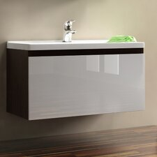 City 80cm Single Vanity Set