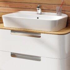 65 cm Aufsatz-Waschbecken Wenus