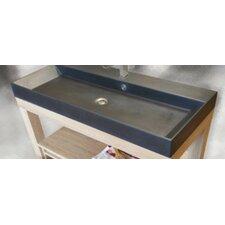 100 cm Einbau-Waschbecken Ambiente