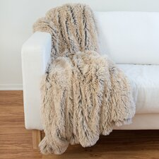 Shag Throw Blanket
