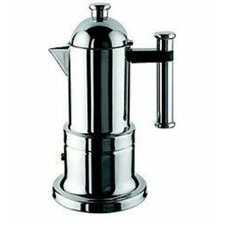 Stainless Stovetop 2 Cup Espresso Maker