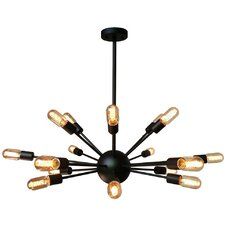 Sputnik 18 Light Chandelier