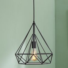 Salerno 1 Light Foyer Pendant