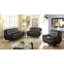Sophie 3 Piece Living Room Set