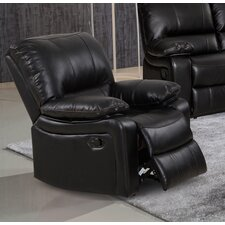 Layla Breathing Leather Recliner