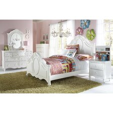 Sweet Heart Panel Customizable Bedroom Set