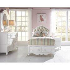 Sweet Heart Panel Customizable Bedroom Set