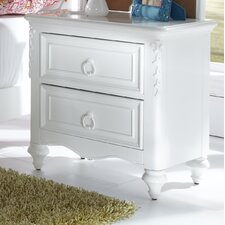 Sweet Heart 2 Drawer Nightstand