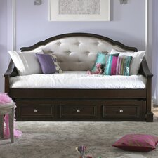Girls' Glam Daybed with Trundle