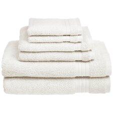 HygroSoft™ Cotton 6 Piece Towel Set