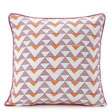 Spun Threads with a Soul® Sujani Handcrafted Throw Pillow