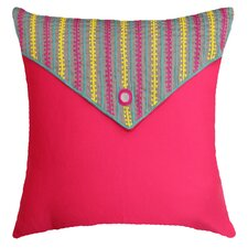 Spun Threads with a Soul® Handcrafted Cotton Throw Pillow