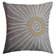 Spun Threads with a Soul® Spring Sun Handcrafted Throw Pillow