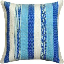 Spun Threads with a Soul® Maritime Handcrafted Throw Pillow