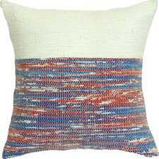 Spun Threads with a Soul® Midnight Merlot Handcrafted Throw Pillow