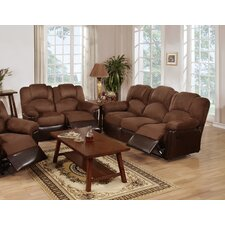 Ethan Reclining Sofa and Loveseat Set