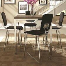 5 Piece Counter Pub Table Set