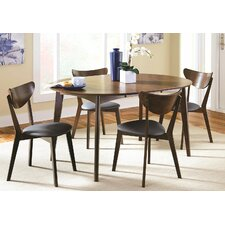 Frederik 5 Piece Dining Set