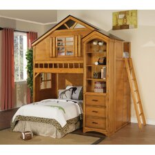 Treehouse Twin Loft Bed