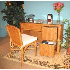 2-Piece Standard Desk Office Suite