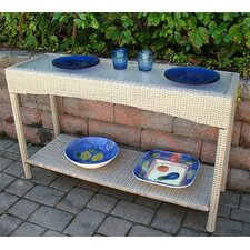 Caribbean Console Table