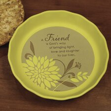 Friend Pie Plate