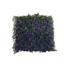 Artificial Lavender Wall Décor (Set of 4)