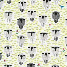 Sleepy Sheep Nap Mat Set
