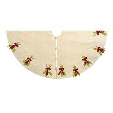 Mistletoe Tree Skirt