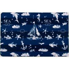 Sea Mix Floor Mat