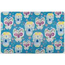 Sugar Skulls Floor Mat