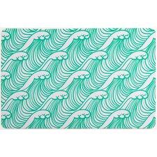 Wave Hello Floor Mat