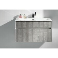 "Tona Fitto 32"" Single Modern Bathroom Vanity Set"