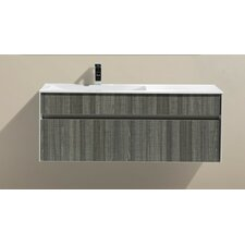 "Tona Fitto 48"" Single Modern Bathroom Vanity Set"