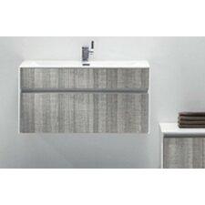"Tona Fitto 36"" Single Modern Bathroom Vanity Set"
