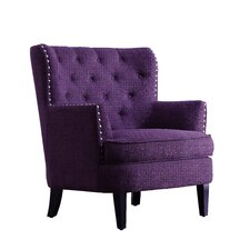 Chrisanna Tufted Upholstered Club Chair