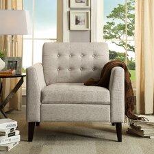 Estrella Tufted Arm Chair
