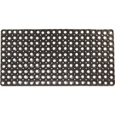 Hollow Rubber Floor Mat