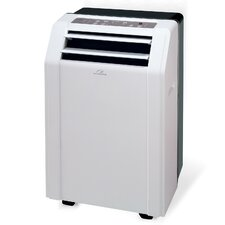 8000 BTU 3-in-1 Portable Air Conditioner with Remote