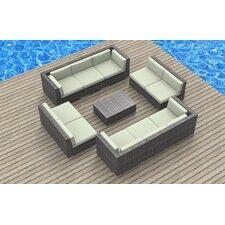 Bermuda 11 Piece Deep Seating Group with Cushion