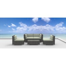 Rio 5 Piece Deep Seating Group with Cushion