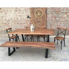 Rustic 6 Piece Dining Set