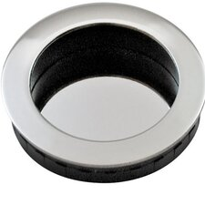 Stainless Steel Round Flush Pull