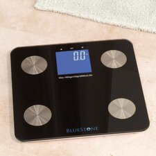Digital Body Fat Scale with Large LCD Display