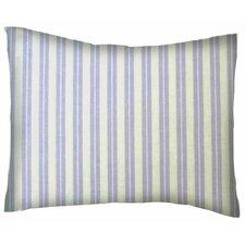 Dual Stripe Cotton Percale Pillowcase