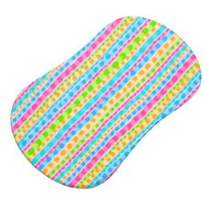 Pearl Stripes Fitted Bassinet Sheet