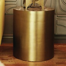 Conan Large Drum End Table