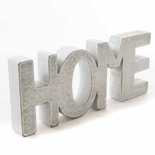 Blockbuchstaben Home
