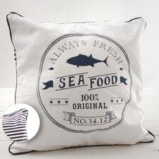 Kissenbezug Seafood
